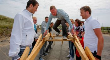 Teambuilding organiseren - Advance Events