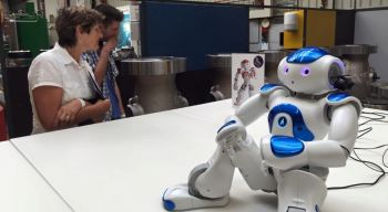 Open dag: Robots in de fabriek