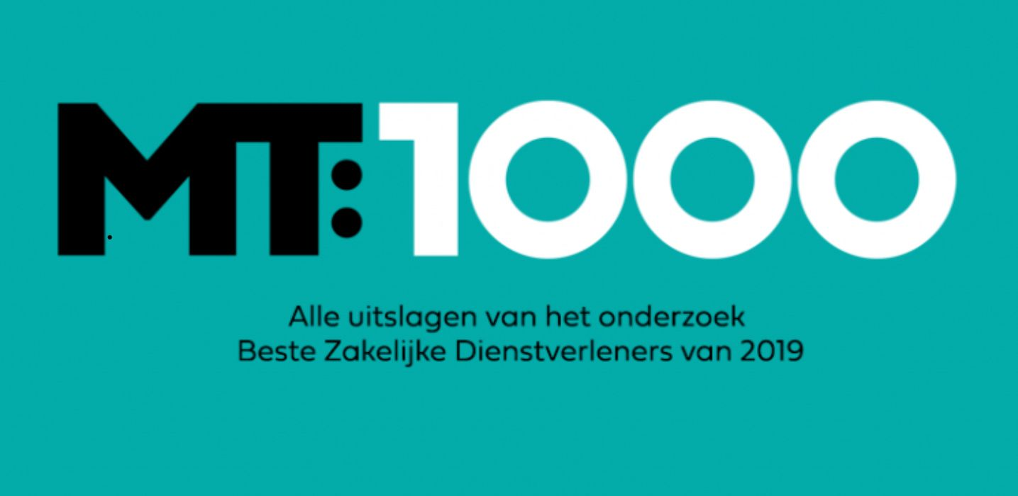 Advance Events Nr. 3 in MT1000 lijst 'Best in Eventmarketing'