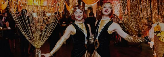 Event-tip voor deze Kerst: The Great Gatsby Party