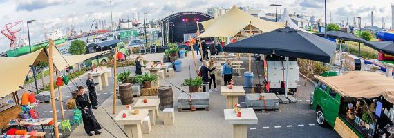 Pop-Up Borrels, Events en Festivals