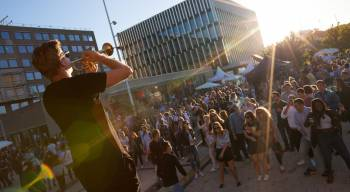 Zomers Openingsfestival